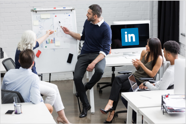 Estrategia de LinkedIn